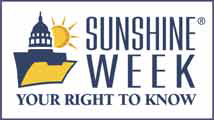 Sunshire Week Logo